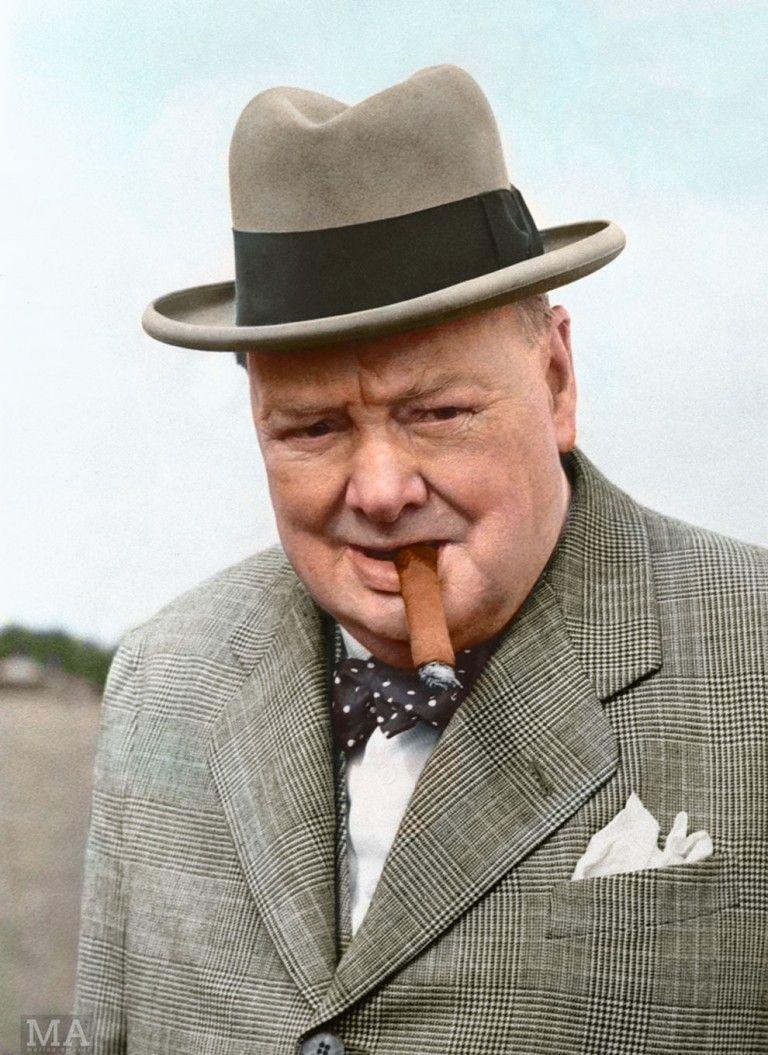 [Churchill]