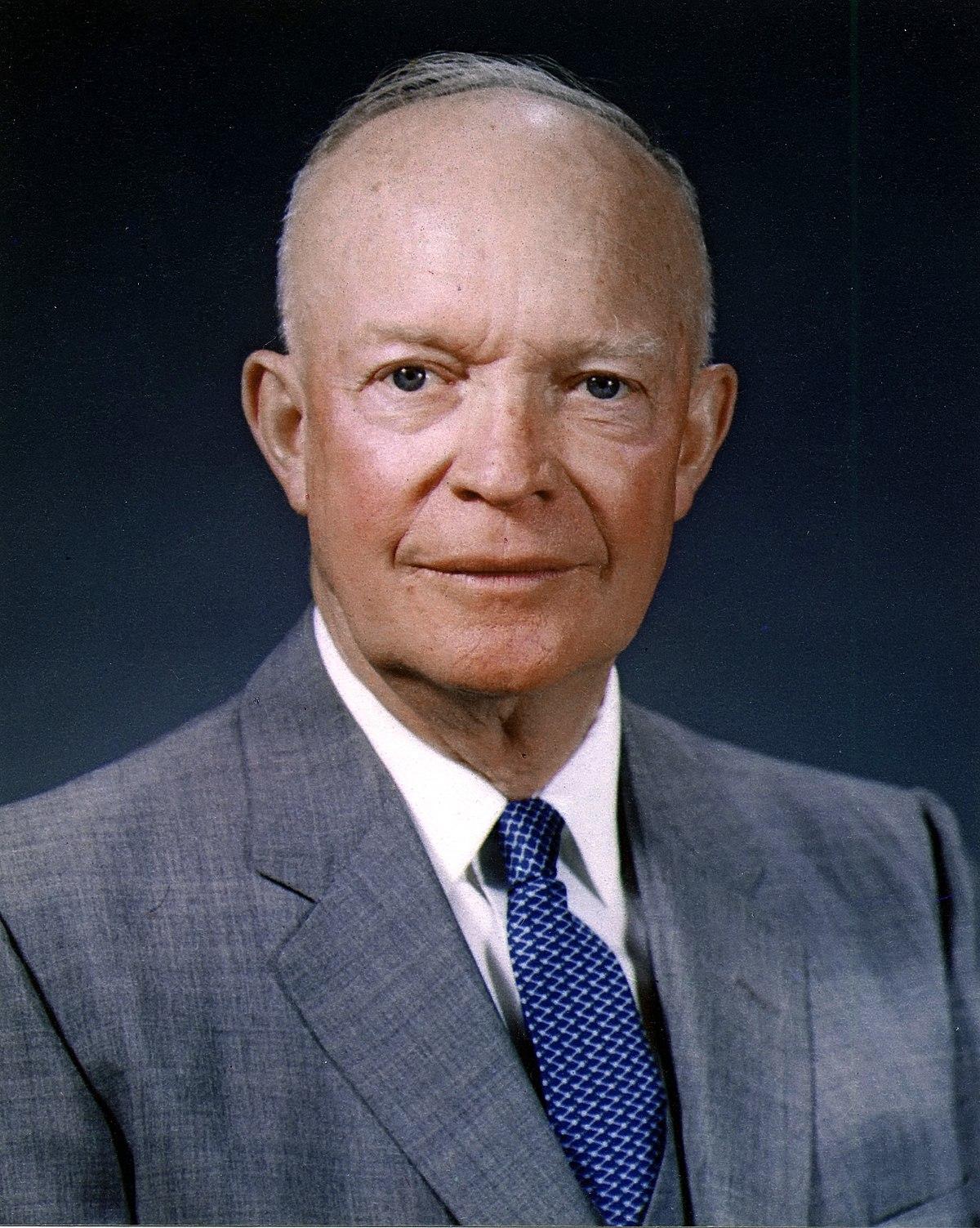 [Eisenhower]