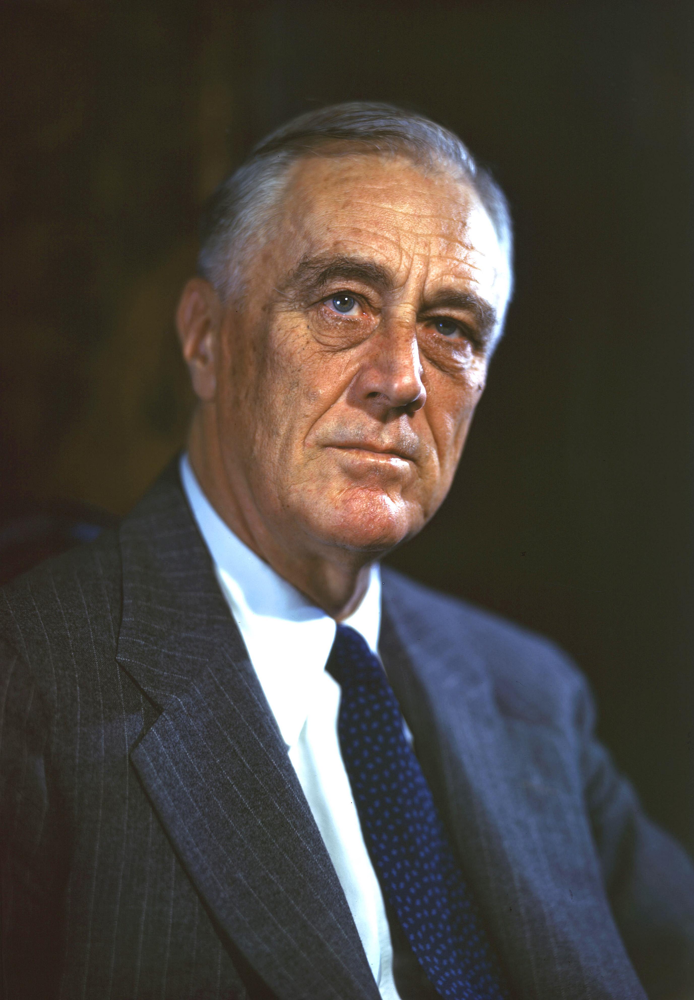 [Roosevelt]